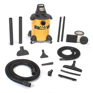 Shop-Vac Industrial Economy 10 Gallon Wet/Dry Vacuum - 4.5 Peak HP