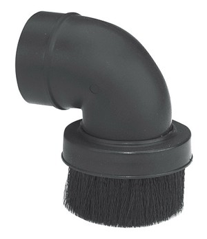 "Shop Vac Plastic 2.5"" Right Angle Brush"